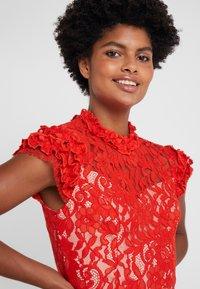 Allen Schwartz - TEAGAN DRESS - Vestito elegante - red - 6