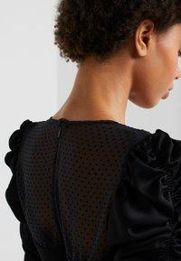 Allen Schwartz - JOANNA  - Cocktail dress / Party dress - black - 4