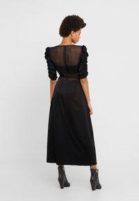 Allen Schwartz - JOANNA  - Cocktail dress / Party dress - black - 2
