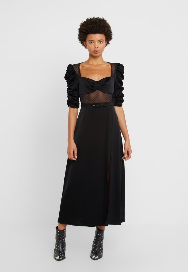 JOANNA  - Cocktailjurk - black