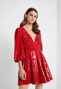 Allen Schwartz - LIA  - Vestito elegante - red - 0