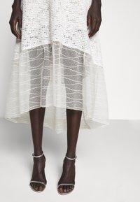 Allen Schwartz - BELLA DEEP V DRESS - Vestito elegante - vintage vanilla - 8