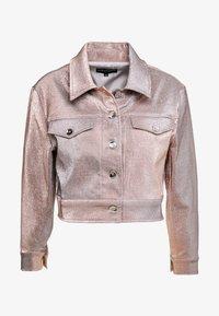 Allen Schwartz - CROPPED JACKET - Summer jacket - champagne - 3