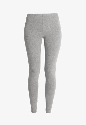 SOFT SPUN - Leggings - gris chine