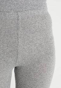 American Vintage - SOFT SPUN - Leggings - gris chine - 4