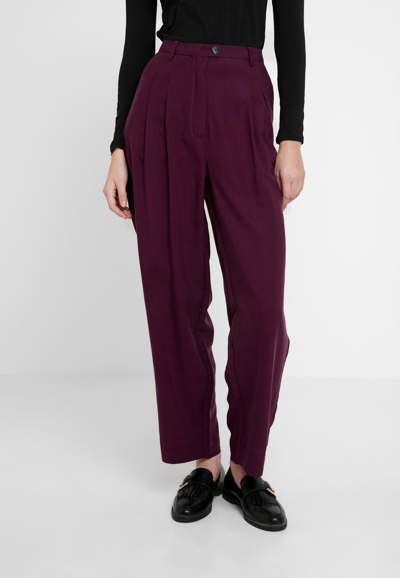 American Vintage - NALASTATE - Pantaloni - violett