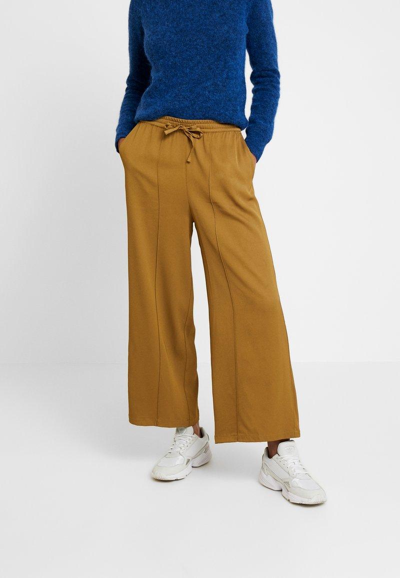 American Vintage - ICODAY - Spodnie materiałowe - kola