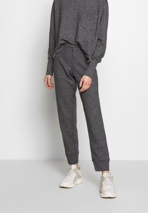 POMITREE - Tracksuit bottoms - anthracite chine