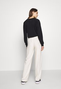 American Vintage - OKIBAY - Pantaloni - off-white - 2