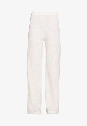 OKIBAY - Kalhoty - off-white