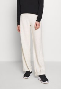 American Vintage - OKIBAY - Pantaloni - off-white - 0