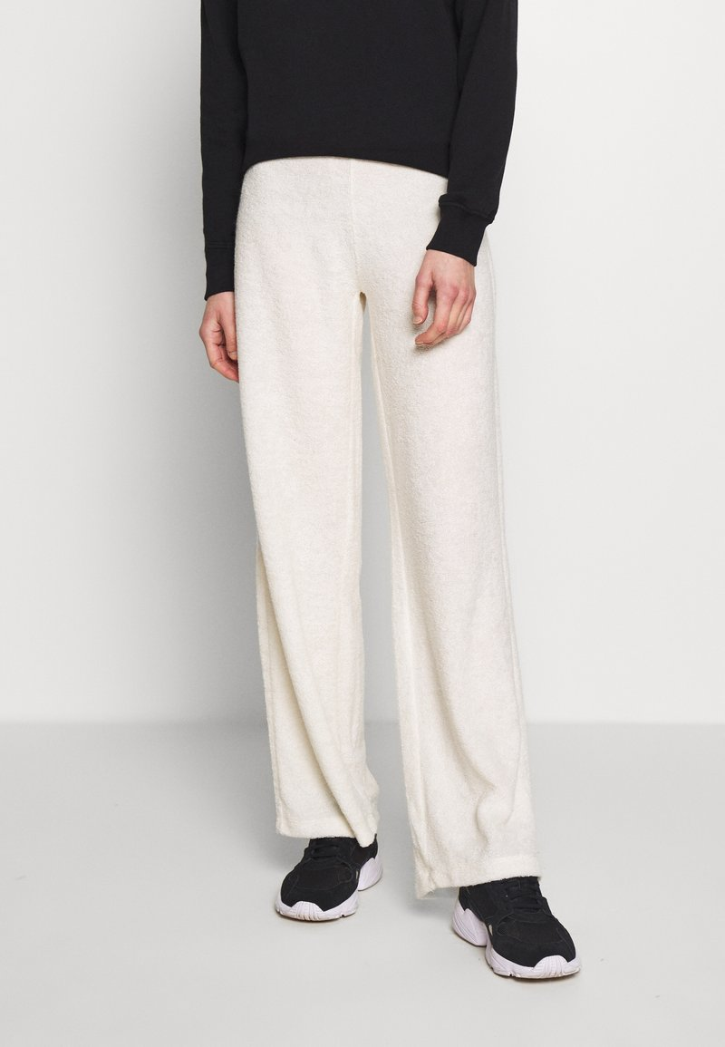American Vintage - OKIBAY - Pantaloni - off-white