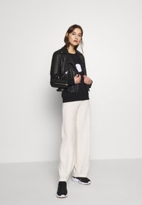 American Vintage - OKIBAY - Pantaloni - off-white - 1