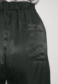 American Vintage - JADESON - Kalhoty - carbone - 4