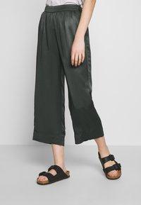 American Vintage - JADESON - Kalhoty - carbone - 0