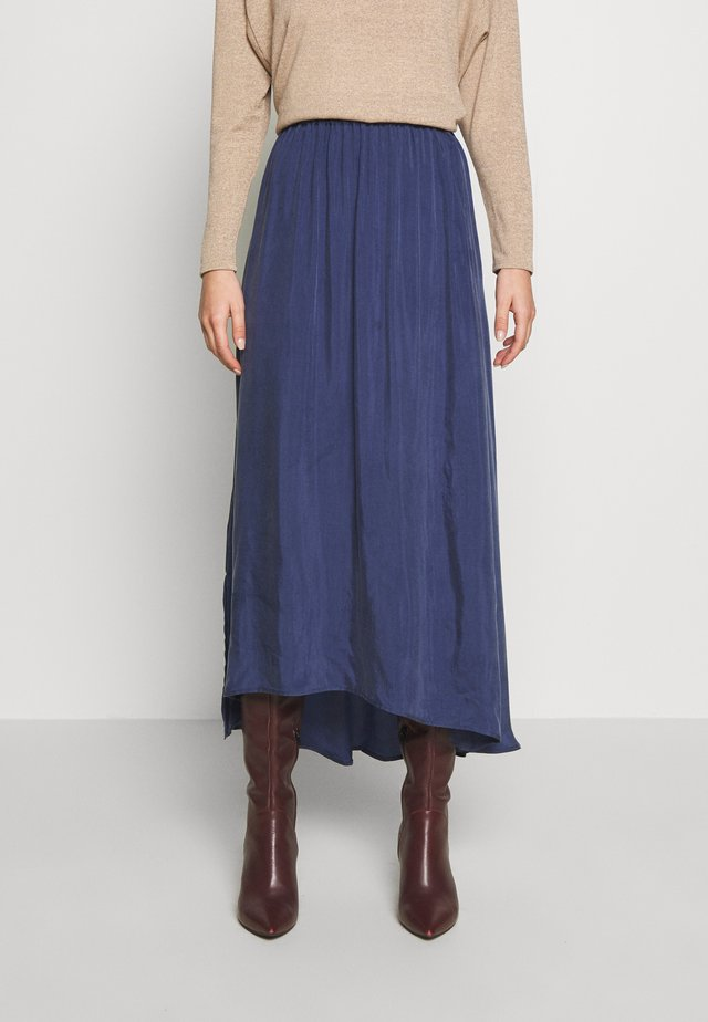 NONOGARDEN - Maxi skirt - ouragan