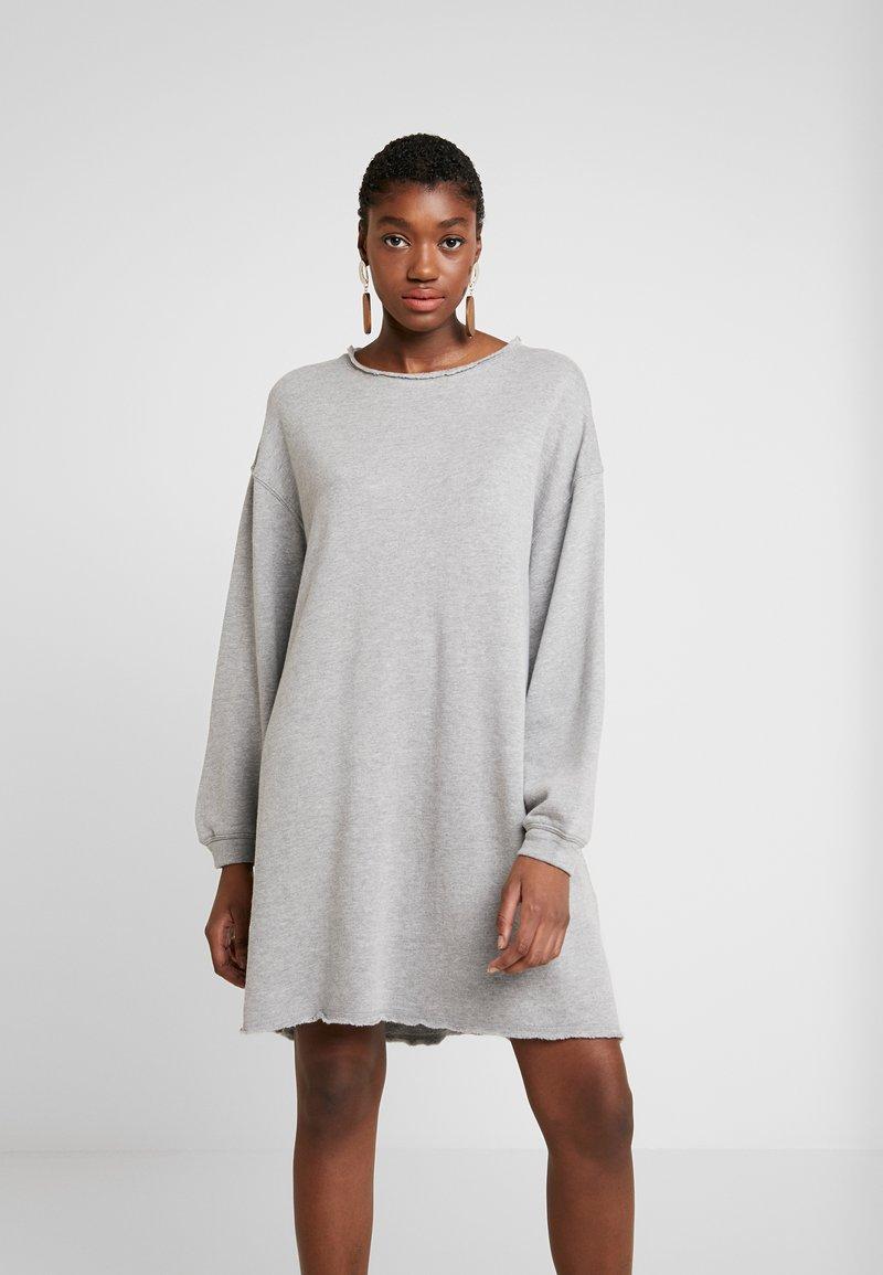 American Vintage - RETBURG - Sukienka letnia - gris chine