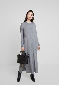 American Vintage - Długa sukienka - anthracite - 1