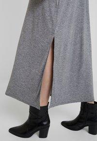 American Vintage - Długa sukienka - anthracite - 5
