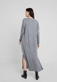 American Vintage - Długa sukienka - anthracite - 2