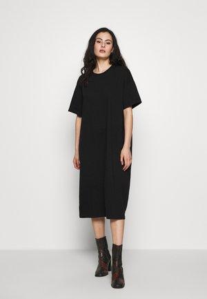 FIZVALLEY - Abito a camicia - noir