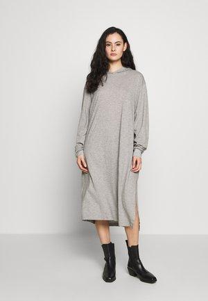IDOLMINT - Sukienka z dżerseju - gris chine