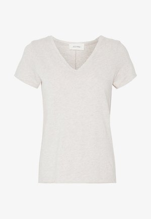 SONOMA V NECK TEE - T-shirts - polaire chine