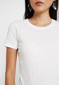 American Vintage - GAMIPY - T-shirts - blanc - 5