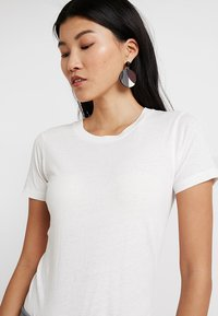 American Vintage - GAMIPY - T-shirts - blanc - 3
