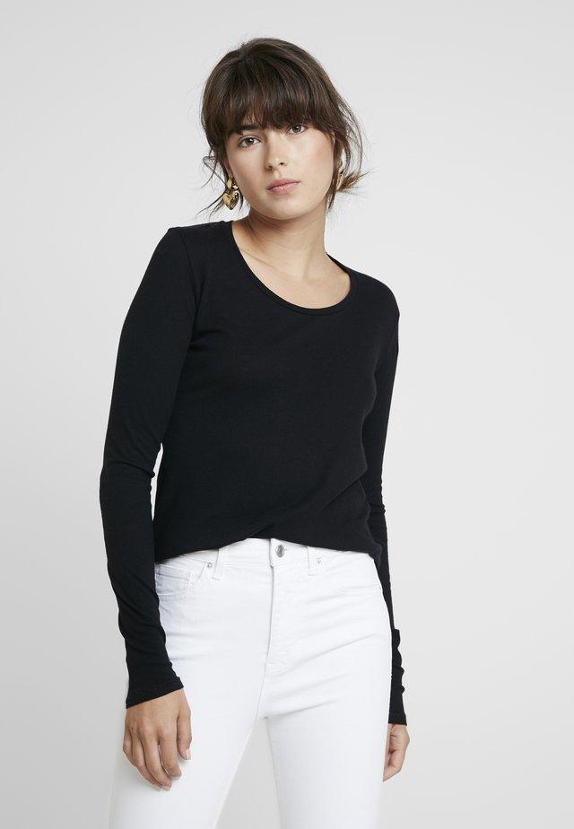 BIPCAT - Langærmede T-shirts - noir