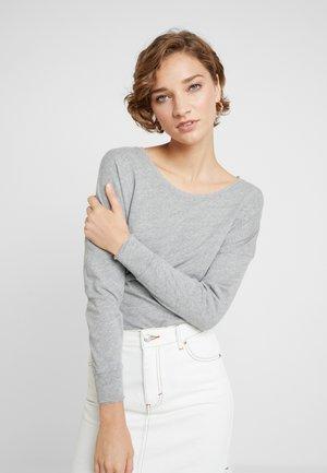 SONOMA - Bluzka z długim rękawem - gris