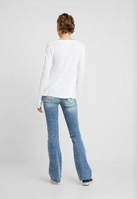 American Vintage - KOBIBAY - Bluzka z długim rękawem - blanc - 2