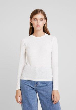 GAMIPY - Topper langermet - blanc