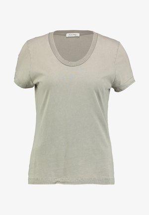 FUZYCITY - T-shirt con stampa - gris vintage