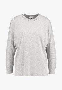 American Vintage - KOBIBAY - Bluzka z długim rękawem - gris chine - 3