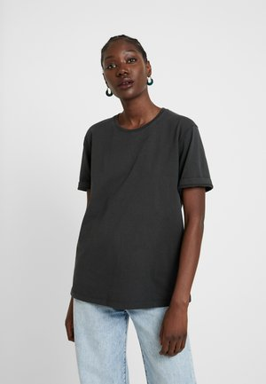 EXIASTREET - T-shirt basic - carbon