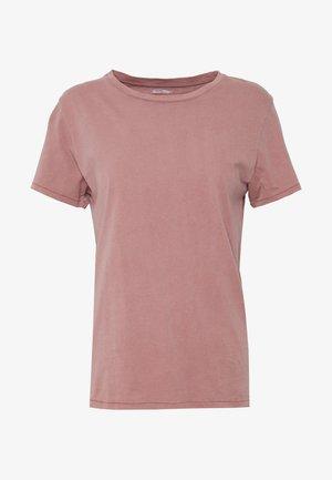 VEGIFLOWER - T-shirts - pamplemousse