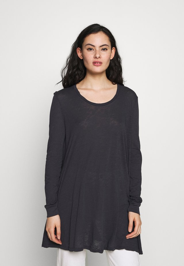 LORKFORD - Long sleeved top - carbone