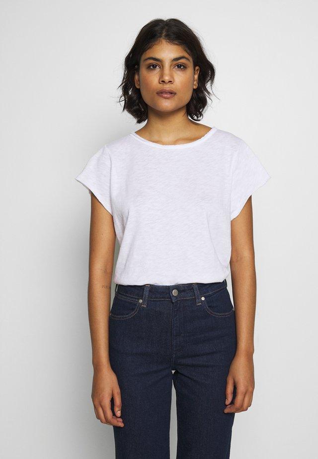 SONOMA - Jednoduché triko - blanc