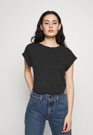 SONOMA - T-shirts - anthracite chine
