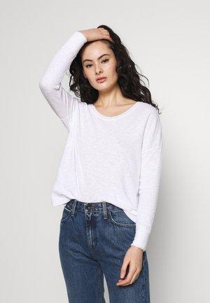 SONOMA - Bluzka z długim rękawem - blanc