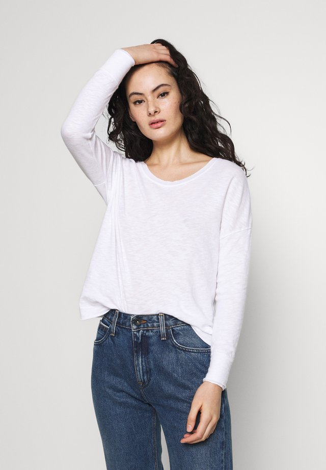 SONOMA - Long sleeved top - blanc