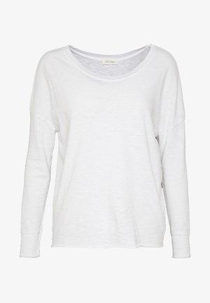 SONOMA - Maglietta a manica lunga - blanc