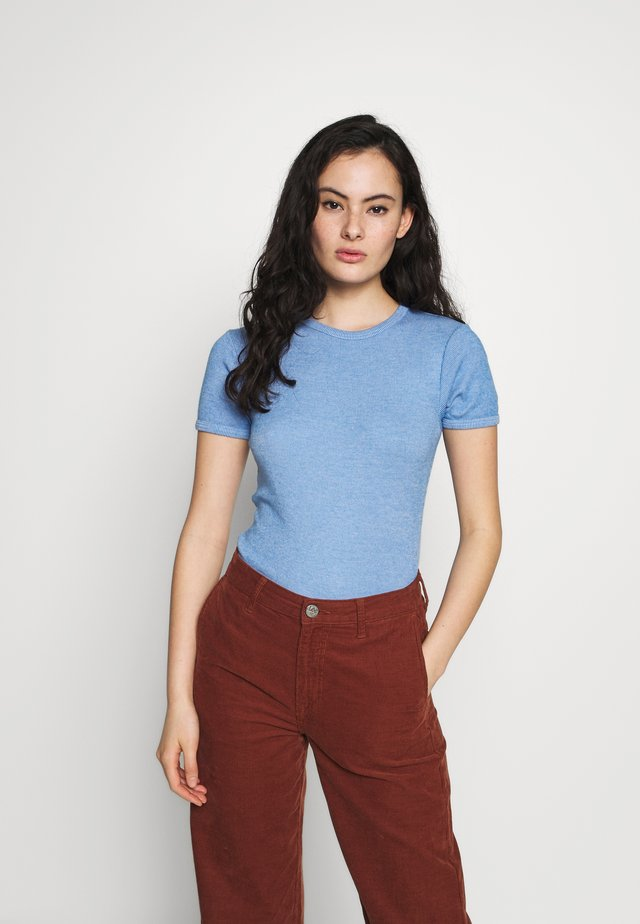 VALOW - Print T-shirt - lagune
