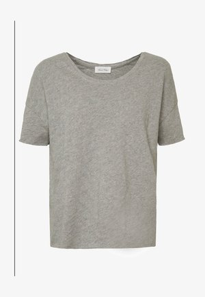 SONOMA - T-shirt basic - gris chine