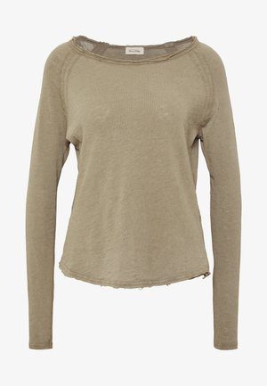SONOMA - Maglietta a manica lunga - verveine