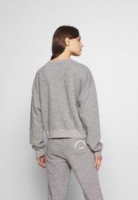 American Vintage - ELIOTIM - Bluza - gris chine - 2