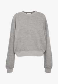 American Vintage - ELIOTIM - Bluza - gris chine - 3