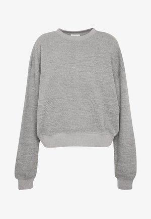 ELIOTIM - Sweatshirt - gris chine