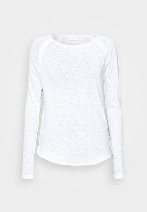 SONOMA - Camiseta de manga larga - blanc